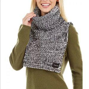Calvin Klein Knit Marled Dickey Scarf/OS